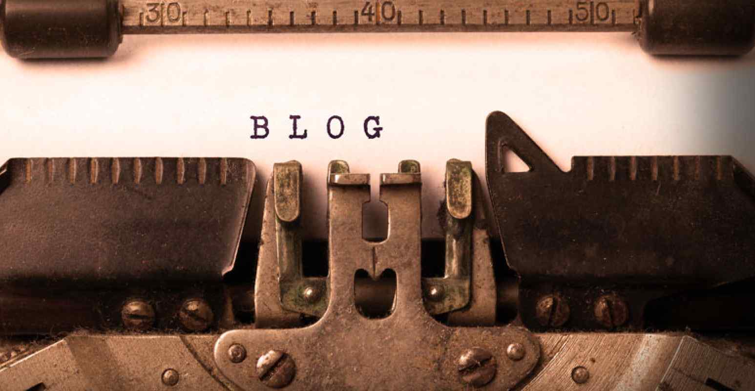 Bloggen blueblot web & design